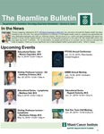 The Beamline Bulletin - Volume 2, Issue 1 by Miami Cancer Institute - Department of Radiation Oncology