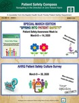 Patient Safety Compass - Volume 10, Issue 2 by Baptist Health South Florida Patient Safety