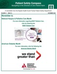 Patient Safety Compass - Volume 10, Issue 10 by Baptist Health South Florida Patient Safety