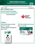 Patient Safety Compass - Volume 11, Issue 2 by Baptist Health South Florida Patient Safety