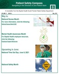 Patient Safety Compass - Volume 11, Issue 4 by Baptist Health South Florida Patient Safety
