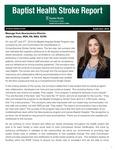 Baptist Health Stroke Report - September 2018 by Baptist Health Neuroscience Center