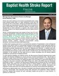 Baptist Health Stroke Report - October 2018 by Baptist Health Neuroscience Center
