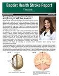 Baptist Health Stroke Report - February 2019 by Baptist Health Neuroscience Center