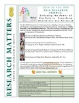 Fall 2014 by Center for Research & Grants