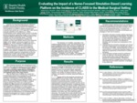 Evaluating the Impact of a Nurse-Focused Simulation-Based Learning Platform on the Incidence of CLABSI in the Medical-Surgical Setting by Timothy Barbusio Jr., Christopher Bustamante, Laura Chirino, Adrian Gabrieli, Elizabeth Hernandez Guerra, Dominique Mabry Richards, Edelou Ortega, Miryam Paul, Malynda Point Du Jour, Jeileen Ramirez-Brugueras, Celine Rostant, Shannon Thomas, Renette Tima, and Sandy Valois