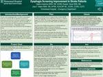 Dysphagia Screening Improvement in Stroke Patients