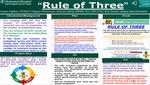 Rule of Three by Robert Callahan, Amanda Setney, and Sulahy Tavarez